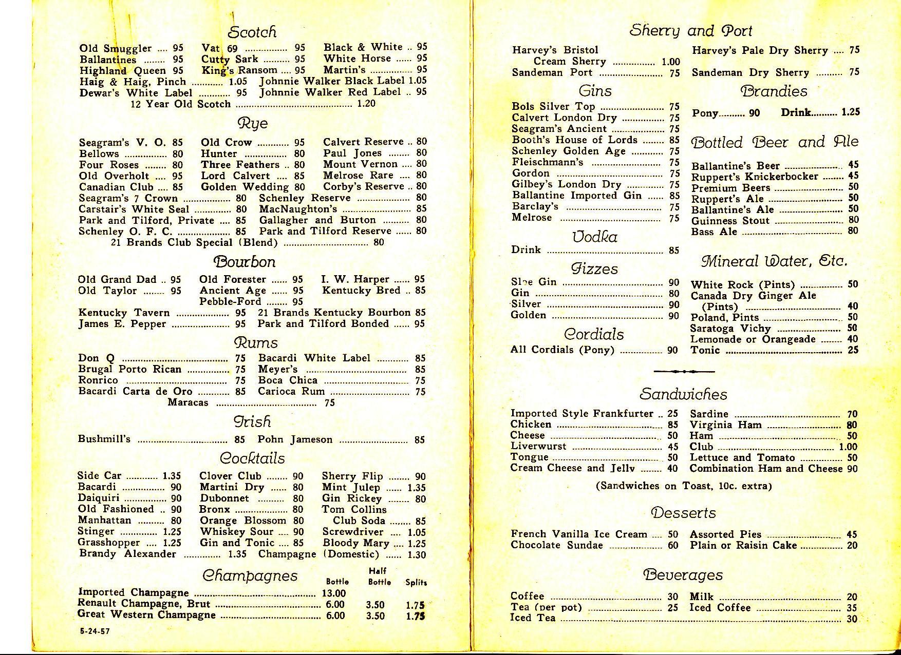 Clarkstown Class Of 1960